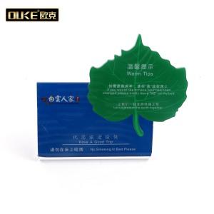 深圳实力厂家专业加工定制亚克力标识牌